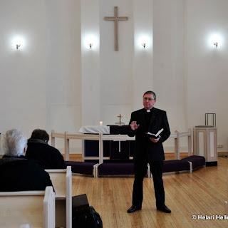 Tallinna vaimulike töötegijate kogunemine Peeteli koguduses