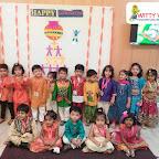 Janmashtami Celebration by Nursery Section at Witty World Bangur Nagar (2018-2019)