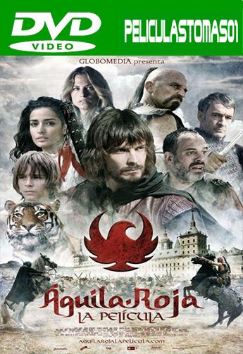 Águila roja. La película (2011) DVDRip