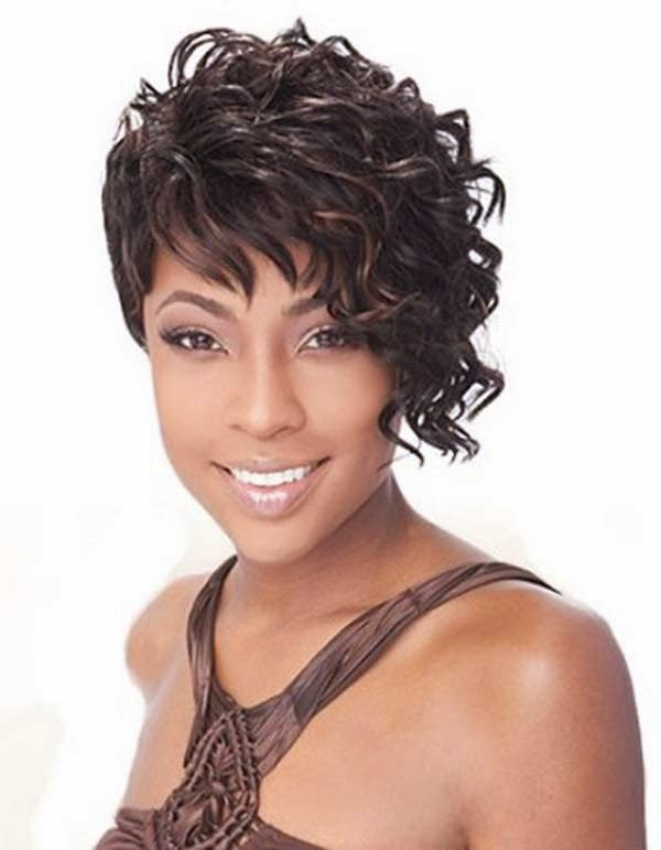 Cuts And Hairstyles For Curly Hair, Short, Long And 2018 2