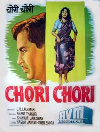 Watch Online Bollywood Movie Chori Chori 1956 300MB HDRip 480P Full Hindi Film Free Download At WorldFree4u.Com