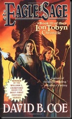 Eagle-Sage  (Lon Tobyn Chronicle #3)