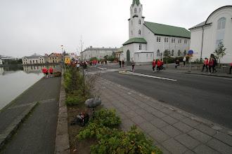 Photo: Recording place. http://fieldrecording.net/2012/11/16/reykjavik-marathon-2012/