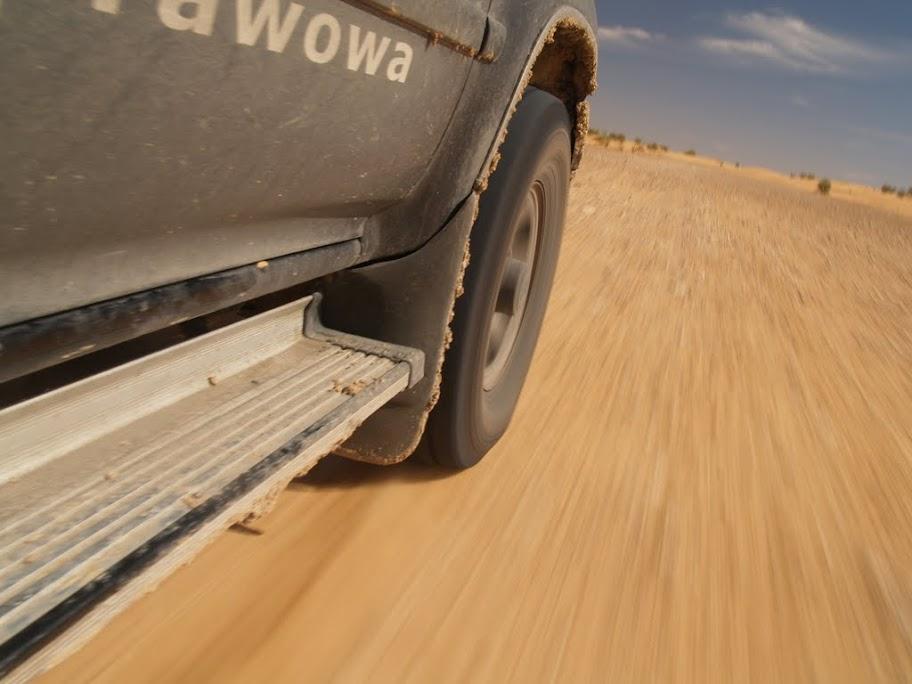 Sahara 4×4, Tunezja 2010