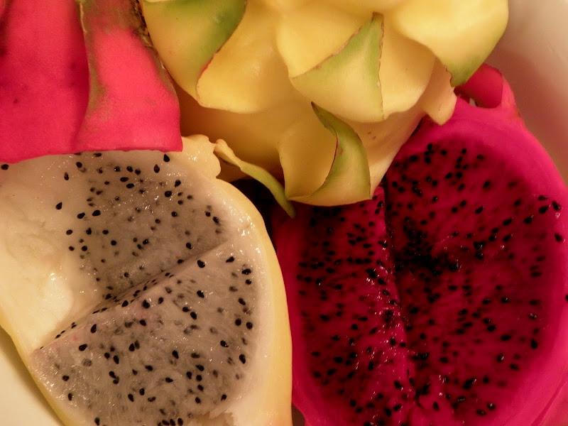 Плоды похожие на киви