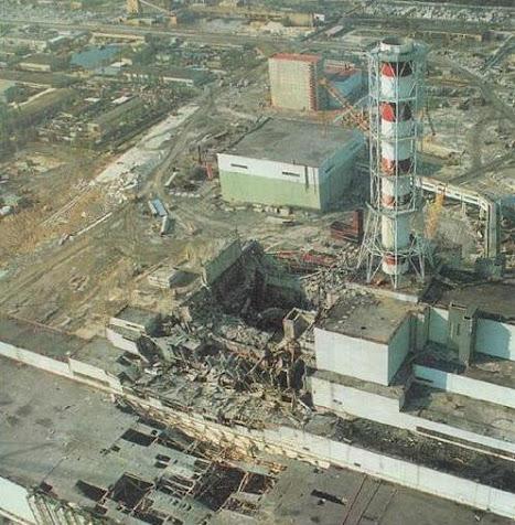 radiasi nuklir