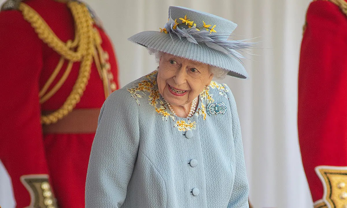 The Queen's reaction to birthday fly-past is the most heart-warming thing you'll see today