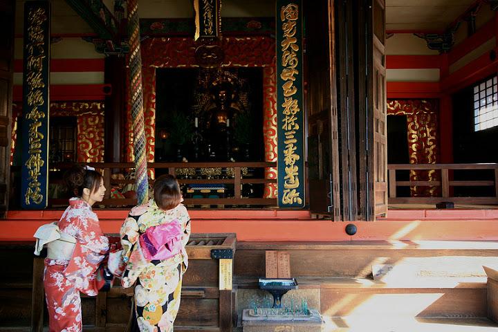 Context Travel: Kiyomizu, Kyoto