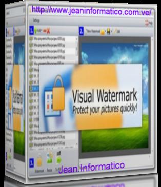 visual watermark activation key