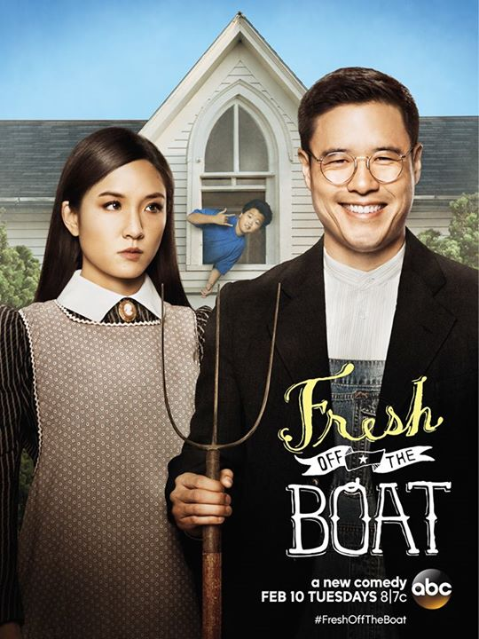 美劇 菜鳥新移民 初來乍到 Fresh Off the Boat 線上看