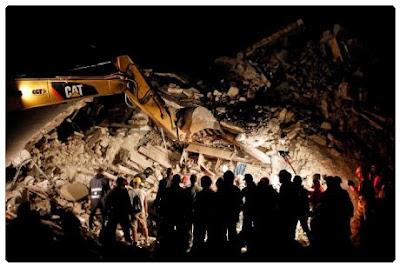 Earthquake Hits Ghana After Nigerian Embassy Is Demolished