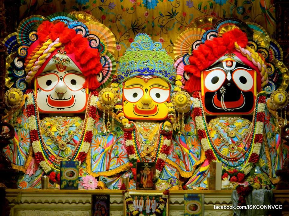 ISKCON Pune NVCC Deity Darshan 20 Dec 2015 (4)
