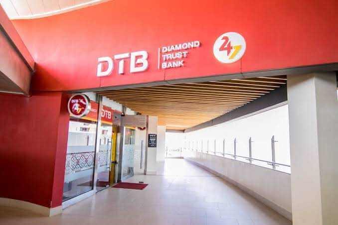Diamond Trust Bank branch. PHOTO| FILE