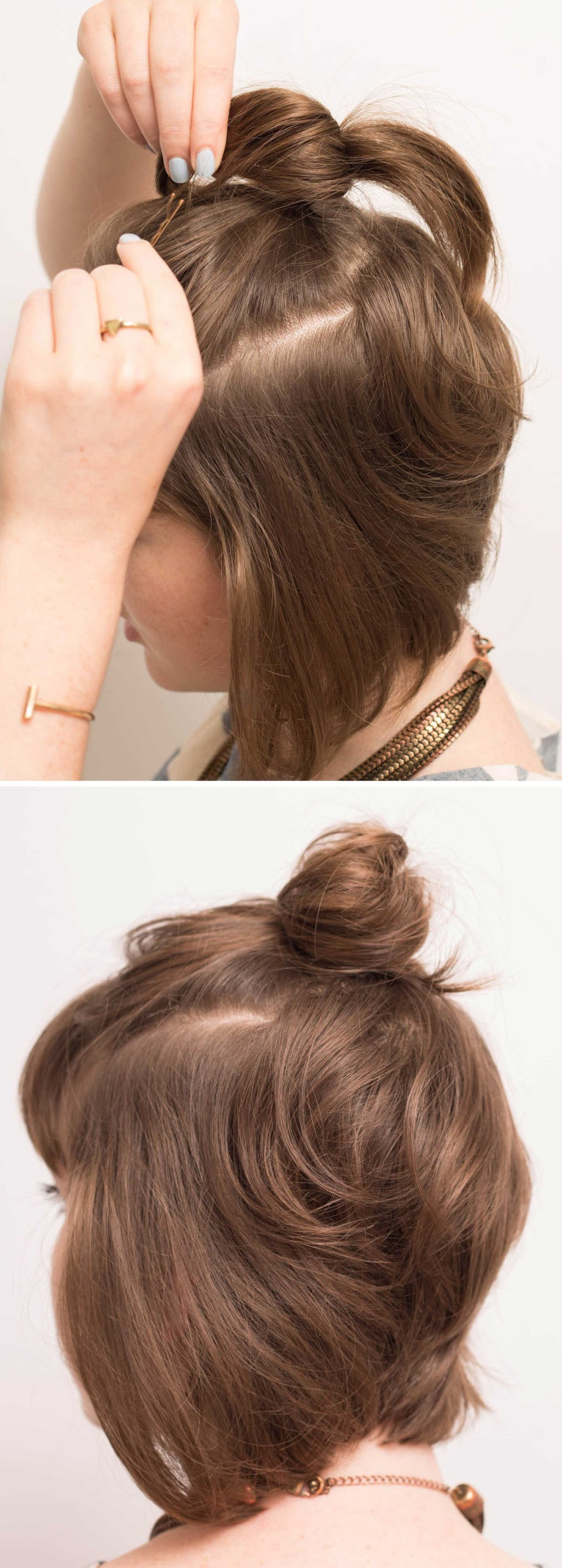 Cute Hairstyles You Will Be Able To Get In 20 Seconds 4