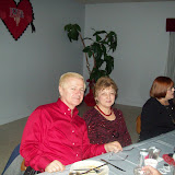 Men's Club Valentine Dinner Dance  2010