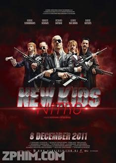 Đội Chống Thây Ma - New Kids Nitro (2011) Poster