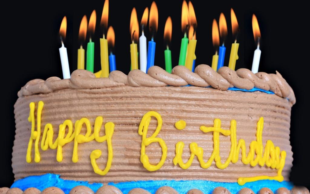 Top 40 hình ảnh bánh sinh nhật có chữ đẹp nhất thế giới