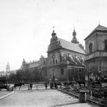 120 - Бернардинский костел и монастырь 1912г..jpg