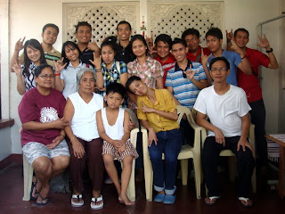 February 20: Manilyn Padlan's Residence (Obando, Bulacan)