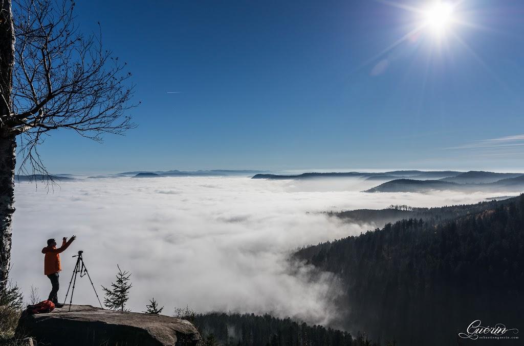 Au dessus des nuages à 961m SEBY1449