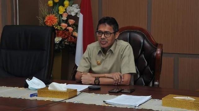 Foto: Gubernur Sumbar Irwan Prayitno. 28 Orang Warga Sumbar Dinyatakan Sembuh dari Covid-19 Hari Ini.