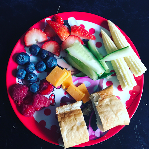 healthy toddler lunch
