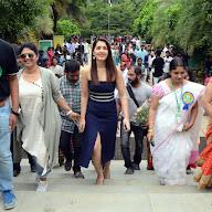 Rashi Khanna at HITAM College Event (3).JPG