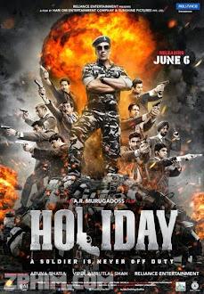 Nghỉ Phép - Holiday (2014) Poster