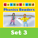 Phonics Readers Set 3 icon