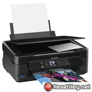 Reset Epson SX435 printer Waste Ink Pads Counter