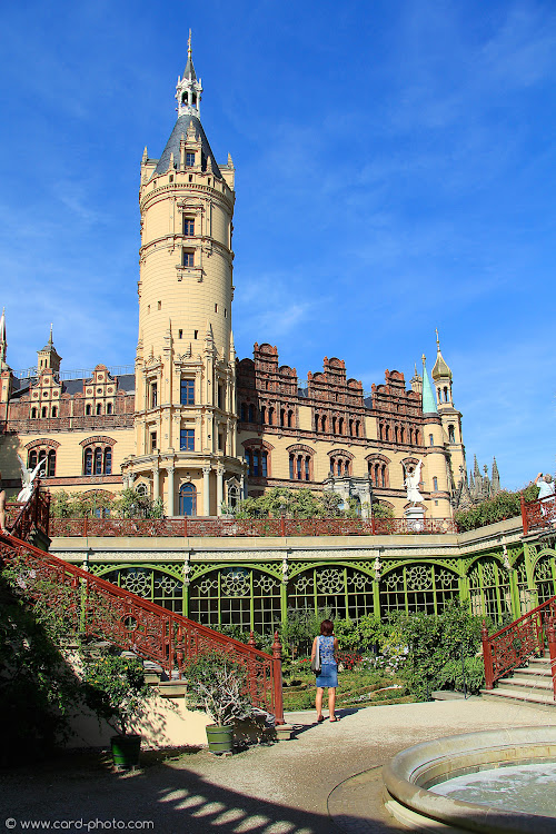 Schwerin Castle Preparing a new collection with main Germany cities / attractions. First on my list ...