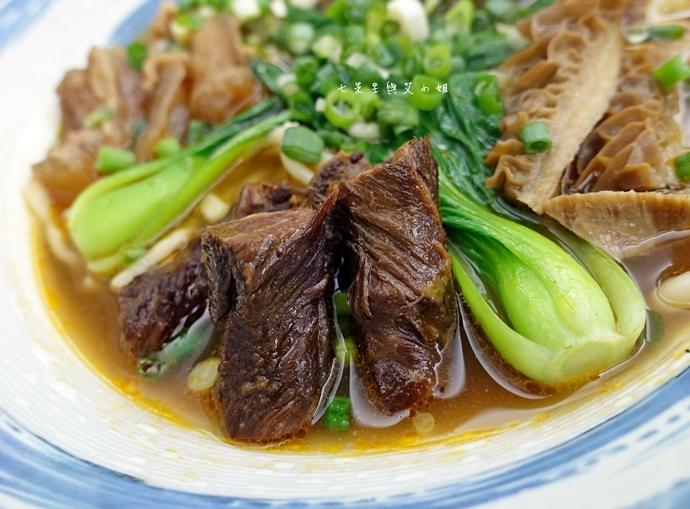 19 神仙川味牛肉麵 第一個被製成日本泡麵的台灣美食