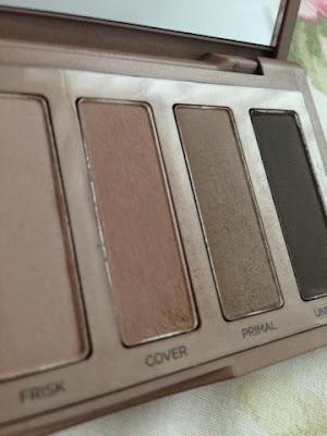 cover eye shadow naked basics palette