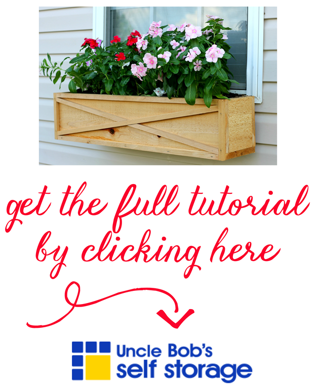 window box tutorial