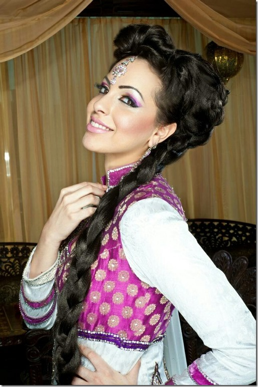 Indian Wedding Hairstyles (46)