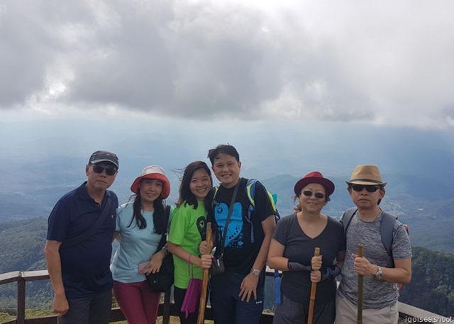 Doi Inthanon in Chiang Mai - Kew Pae Pan Trail