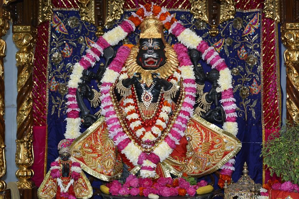 ISKCON Ujjain  Deity Darshan 22 Nov 2016 (4)
