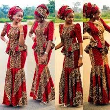 kaba and slit for funeral african fashion t funeral african