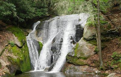 Widow's Creek Falls