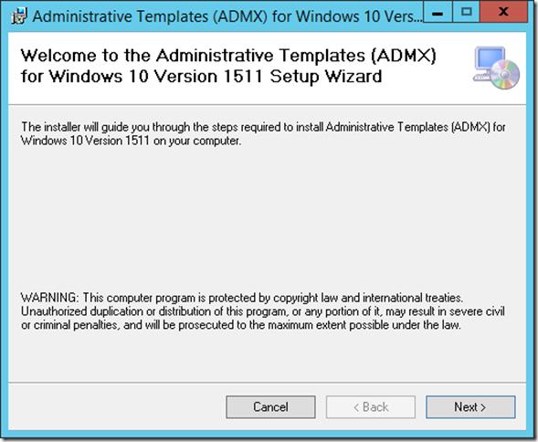 Mindcore Blog Administrative Templates Admx For Windows 10