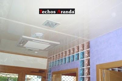 Presupuesto Falsos Techos Aluminio Madrid