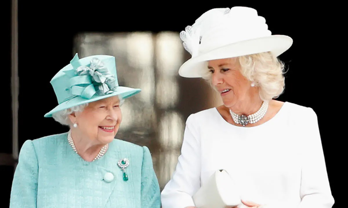 The Queen Shares Thoughtful Message to Mark the Duchess of Cornwall's Birthday
