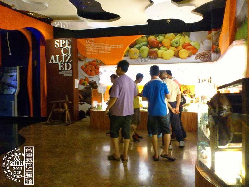南投觀光工廠:臺灣麻糬主題館-一個麻糬讓你吃到怕的好所在~ | 阿新筆記