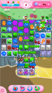 Guide For Candy Crush Saga To Top Level - náhled