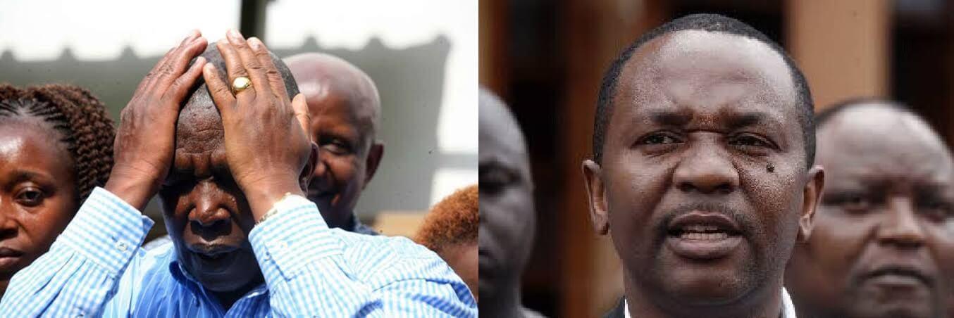 Maina Kamanda and Dennis Wawwru arrested for poisoning people