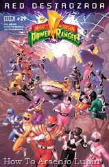 [MT] Mighty Morphin Power Rangers 029-000