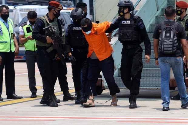 Sebanyak Enam Teroris Penyerang Mako Brimob Depok Divonis Mati