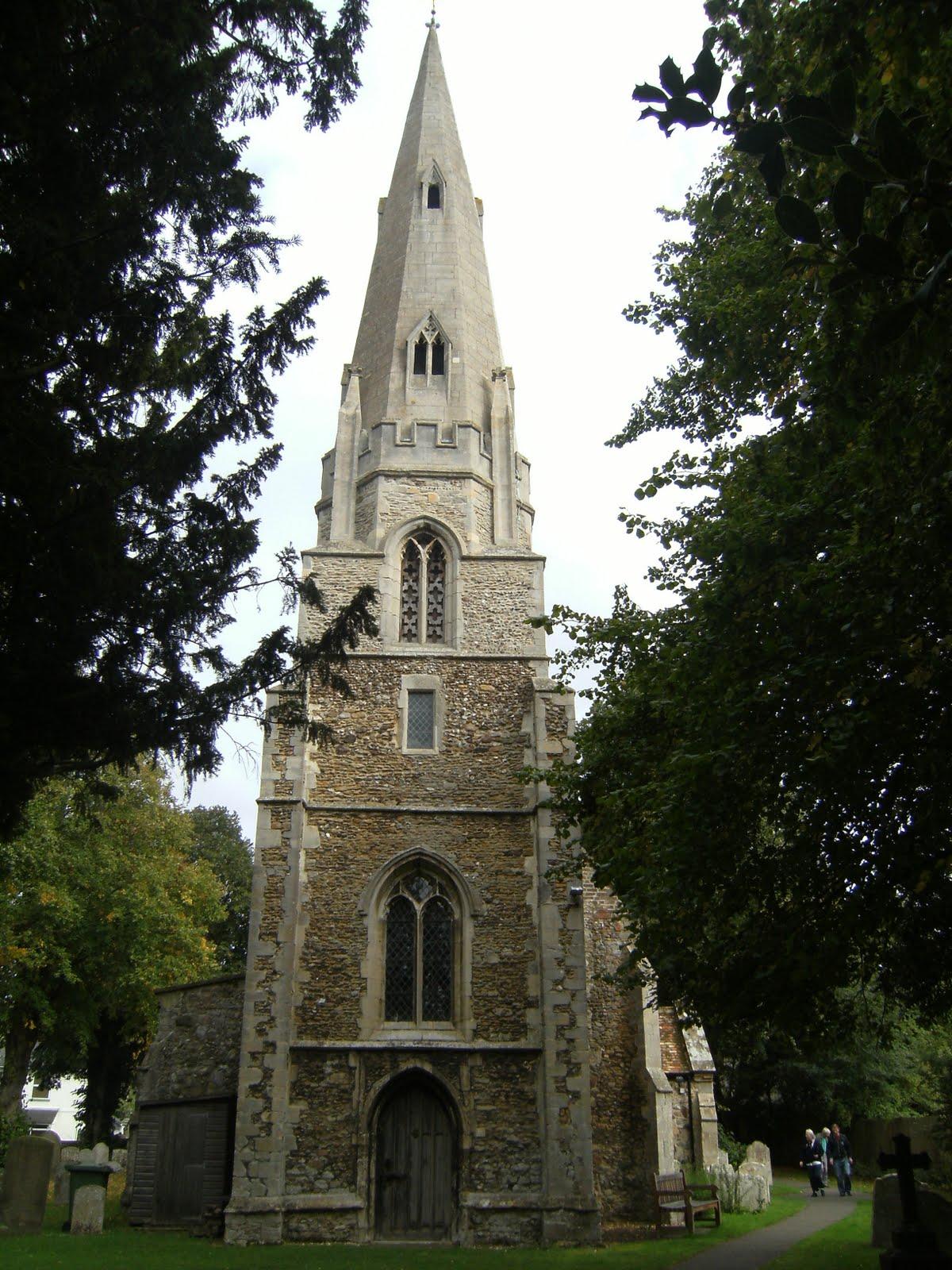DSCF9463 St Mary the Virgin church, Houghton
