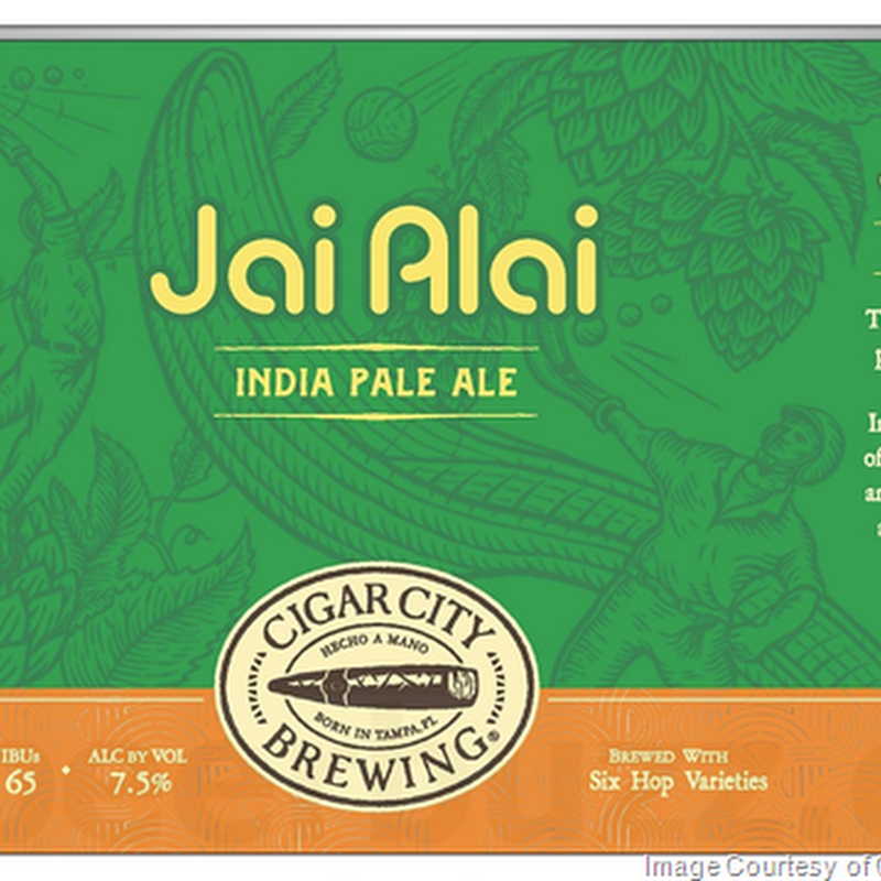 Cigar City Updating Jai Alai, Invasion & Florida Cracker (NEW Logo)