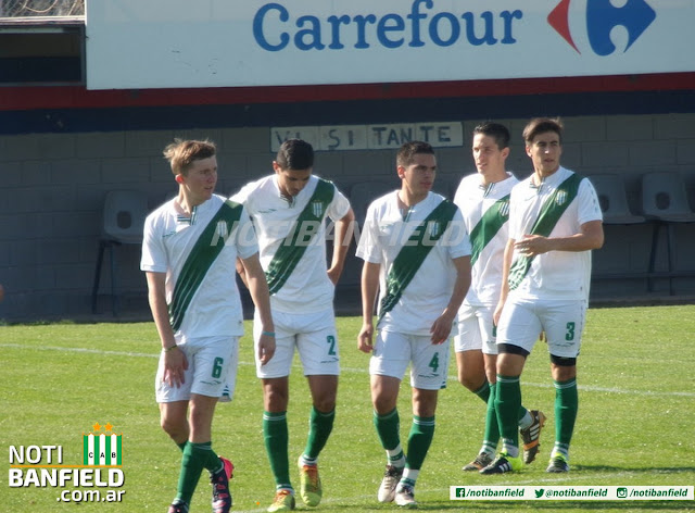 INFERIORES NOTI BANFIELD 2015